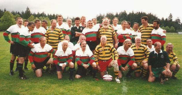 Vancouver 1997 Team